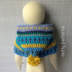 Crochet Patterns * Infinity Hat * Instant Download Pattern #447 * Fast and Easy * Hat and Scarf * Baby Toddler Child Teen and Woman Sizes *