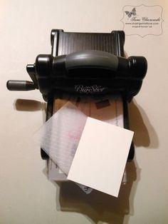 Tutorial - Rotating an Embosing  folder