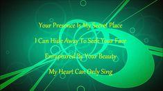 Your My Glory w/ Lyrics by New Creation Church Singapore (NCC) (+playlist)