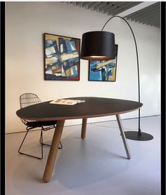 Circlips by Castelijn. Drafting Desk, Living Spaces, Dining Table, Furniture, Design, Van, Home Decor, Products, Decoration Home