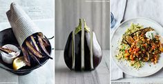 Bursting with nutritional goodness, the aubergine is taking centre stage as this season's hottest superfood. The glossy purple vegetable – spearheaded by Yotam Ottolenghi – is not only versatile, prime to be transformed into dips, stews and salads alike, but is also earning its reputation as the new brain food and skin saviour…