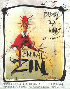 Cardinal Wine California