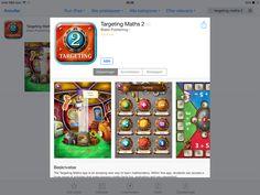 Sjov trænings app, minder om et spil hvor man tjener klistermærker.