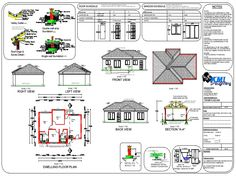 House plans, building plans and free house plans, floor plans from ~ House Floor Plans The Plan, How To Plan, House Plans For Sale, Free House Plans, Bungalow Floor Plans, House Floor Plans, Contemporary House Plans, Modern House Plans, Single Storey House Plans