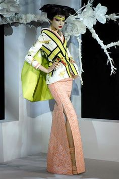 Look 21, Christian Dior Spring/Summer 2007 Couture Collection | British Vogue