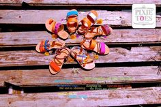 PixieToes σανδάλια για γυναίκες και παιδιά Θα σας κάνουν να ζηλέψετε...