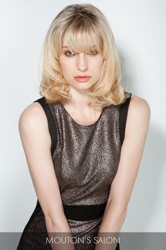 Blonde Hair Color for Fall