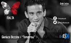 """Gianluca Bezzina, de 23 años de edad, representará a Malta en Eurovisión 2013 con el tema """"Tomorrow"""""""