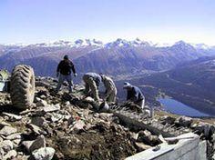 D. Martinelli AG, St. Moritz, Bauunternehmung, Hochbau, Tiefbau, Gipserarbeiten, Sanierungen