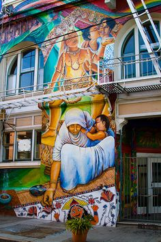 Street Art San Francisco