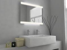 Alithea LED Illuminated Mirror
