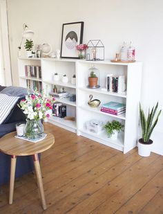 Since getting in to interiors, I've been all about the 'trial and error' approach when decorating my home. You'll often noticed that prints, plants and ornaments move from room to room until they find