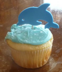 Little Tots/Big Ideas: Puff's Winter Dolphin Birthday party
