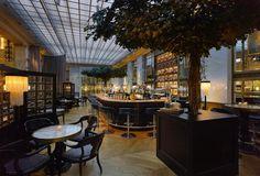 From An Austrian Bank To An International Luxury Hotel: The Park Hyatt Vienna
