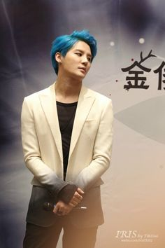 Junsu Baby Asia TC in Shanghai 'FLOWER' Press Conference ❤️ JYJ Hearts