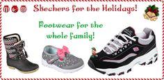 Skechers Footwear Giveaway