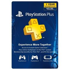 (2-pack - 24month total) PlayStation Plus 12 Month Membership Card $74  free shipping http://www.lavahotdeals.com/us/cheap/2-pack-24month-total-playstation-12-month-membership/45174