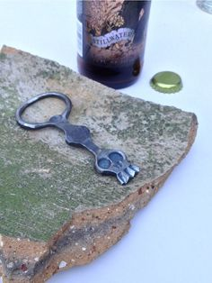 Springhouse Skull Bottle Opener
