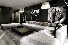 Lodz // Home Interiors // 570M2 | Kuoo Architects