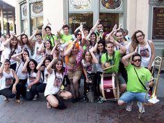 #Charanga en # Zaragoza en #Despedida de Soltera