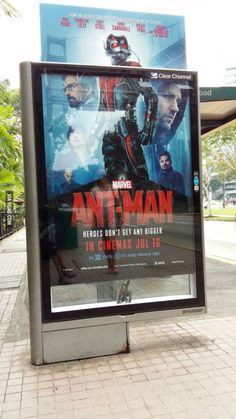 Ant-Man poster is awesome