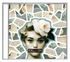 """""""Caution"""" by charcharr ❤ liked on Polyvore featuring art"""