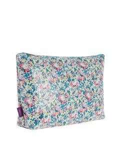 Large Claire Aude Print Tana Lawn Wash Bag