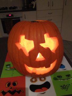 Texas pumpkin