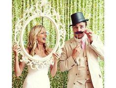 Photoboot - cantinho das fotos em casamento