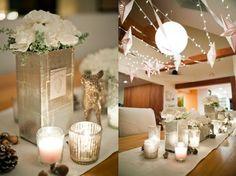Casamento inspirado no ano novo