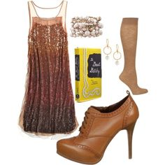 After mastering your back-to-school style, it's time to start styling for homecoming. Gatsby glitz is tailor-made for the season's most glamorous event. With flirty hemlines, decadent sequins & over-the-top accessories, you're ready to party like it's 1929. Pair your favorite dress with flapper flair & menswear-inspired shooties with sexy stockings & luxe accessories. What's your favorite glam era?