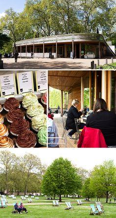The Inn in the Park, London | www.strudelandcream.com