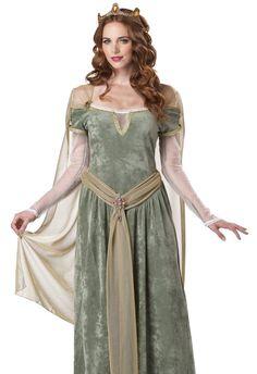 gorgeous guinevere medieval dress, $43.49    #medieval #renaissance #guinevere