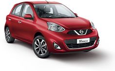 NISSAN MARCH - Nissan - Innovation that excitesNissan – Innovation that excites