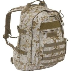 Marpat Desert 3 Day Pass | Marines | Military | Military Bags | Military Luggage