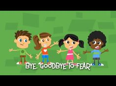 Bye Bye Bye | Yancy  So many kids deal with fear, whether it be fear of the dark or something else. I wrote this song for that reason to help kids remember that they don't have to afraid cause God is with always with them.