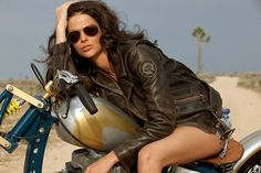 Need to start a new board called Beautiful Girls on Motorcycles it appears.