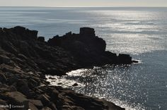 Carn Du, on the east side of Lamorna Cove, Cornwall Celtic Nations, Fishing Villages, Nature Reserve, East Side, Cornwall, Ireland, Scenery, Coast, Drawing