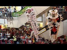NOT TO MISS 2014 DOUBLE LION PERFORMANCE - Plaza Metro Kajang