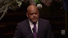 Noel Pearson's eulogy at Gough Whitlam's memorial with Paul Kelly and Kev Carmody.