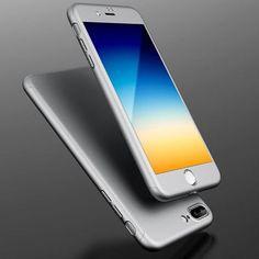 Luxury For iPhone 7 Plus 360 Degree Case