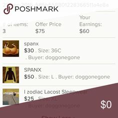 Bundle for doggonegone Original price before sale price $236.00 for all items. Savings of $134 because of bundling discount and sellers discount off sale price. Tops Tees - Long Sleeve