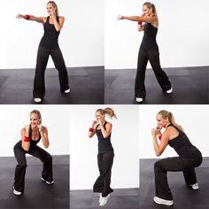 Kickboxing Cardio Workout Routine | Shape Magazine