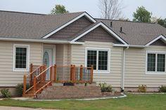 Schult 6032-377 Hearthside | Modular Homes | Modular homes, Home