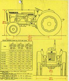 David Brown 990 - my favorite tractor