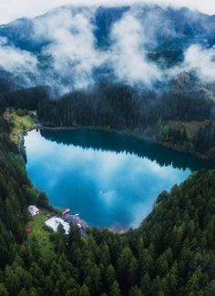 "Michael Matti on Instagram: ""This lake in northeast Turkey  Can you spot @bertymandagie in the boat down there?"" Karagol, Savsat, Turkey @turkeyhome #BlackSeaHunt"