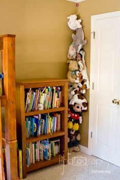 Over 50 Organizational Tips for Kids' Spaces