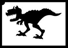362 dinosaurus  - sjabloonwinkel