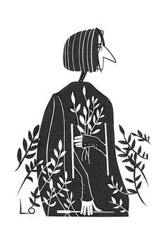 Snape sketch by paranoiac-lo.deviantart.com on @DeviantArt