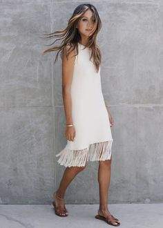 DARBY KNIT DRESS